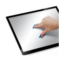 Low Resistance ITO Coated Glass for Touch Panel Screen