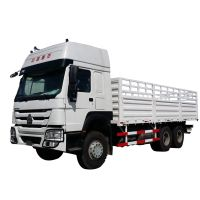 sinotruk howo 6x4 cargo truck on sale