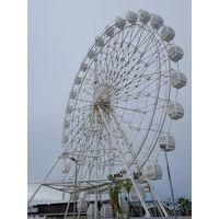 theme park hot sale 42m ferris wheel thumbnail image