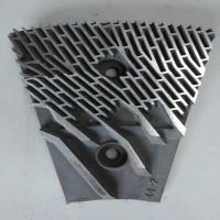 Wood Crusher Machine Wood Industry Grinding Refine Disc and Refine Plate for MDF Plant Stainless