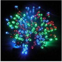Solar Christmas Lights thumbnail image