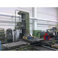 Juaristi MDR-110 Boring Machine X-3000mm.