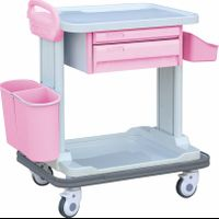 Treatment cart JH-CT108 Luxury trolley for treatment