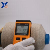 XTAA042 Black Carbon Conductive Nylon Filament 20d/3f Wrap Ne7/1 Combed Cotton Yarn Jean ESD Fabrics thumbnail image
