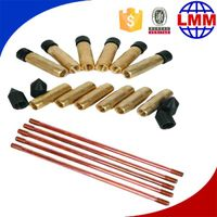 copper clad stainless steel gutters bonding and grounding made in China
