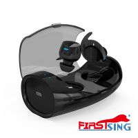 Firstsing TWS Headphones Wireless Bluetooth Double Earphones Sport Handfree With Charge Box for IOS thumbnail image