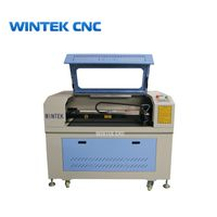 WTJ6090 Co2 laser engraving cutting machine with factory price