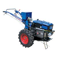walking tractor with Chinese famous brand diesel engine thumbnail image