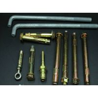 Class 4.8 8.8 M16 m20 m18 chemical anchor bolts