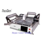 New Pick and Place Prototype machine NeoDen3V with cameras of SMT Line