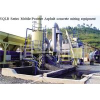 YQLB seires Mobile Positive Ashalt Mixing Plant
