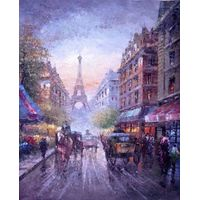 animal art  oil painting thumbnail image