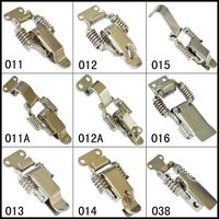 Spring loaded small toggle latch catch / hasp