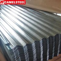 zinc coated corrugated roofing sheet