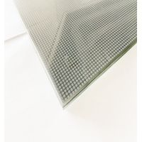 Fritted Laminated Glass Bulletproof Laminated Glass Clear Laminated Glass Exporter