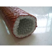 fiberglass sleeving(pipe) coated silicone resin