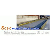 Electronic truck scale thumbnail image