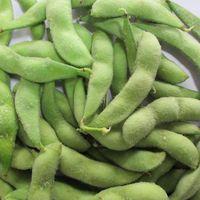 frozen soy bean kernels, frozen edamame