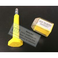 Model No. NEW TSS-BST01, One Time Bolt Seal ISO 17712 Container Seal Lock (xfseal)