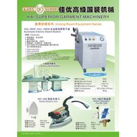 We are in the selling of KAI-9KW and KAI-18KW steam boilers thumbnail image