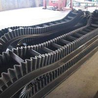 High Abrasion Resistant Corrugator Conveyor Belt