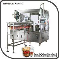 High Quality Spout Pouch Liquid Filling Machine thumbnail image