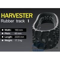 Rubber Pad For Excavator and Dumper