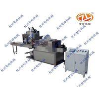 ZL-D260 Automatic wet wipe & chopsticks packaging machine