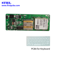 Printed Circuit Board Assembly High Quality 2 layer FR4 Base Material Maker PCBA