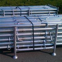 electro galvanized formwork prop for sale