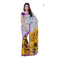 Indian Fashion Printed Sarees Online
