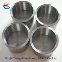 best price tungsten crucible melting in stock