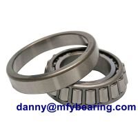 Timken 02421 Tapered Roller Bearing, Single Cup, Standard Tolerance, Straight Outside Diameter, Stee