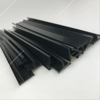 Shape T heat Barrier Strut PA66 GF25 Thermal Insulation Nylon Strip