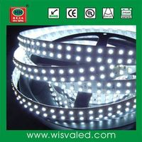 Double-line 12v 96w/5m IP65 waterproof SMD 3528 flexible led strip thumbnail image