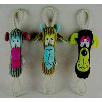 Rope Tug Dog Toy