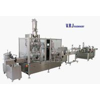 VRJ-80Powder Filling And Capping Production Line thumbnail image
