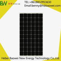 BAOWEI-250-260-60M Monocryslline Solar Module