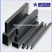 Supply AISI Cold Rectangular Steel Round Pipe for Constructions From Made in China