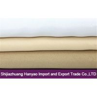 Twill Dyed Woven Fabric 100% Cotton 32x21 133x78 for Workwear Uniform