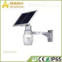 Sq-T09 9W 12W 18W Solar Energy Garden Yard LED Lights with Lithium Battery