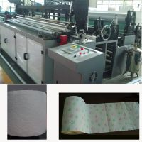 1575B Automatic Kitchen Towel and Toilet Paper Machine thumbnail image