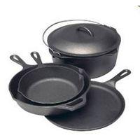 cast iron cookware sets