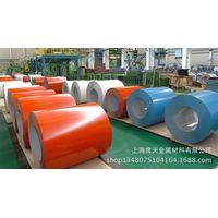 Pre-painted galvanized steel sheet