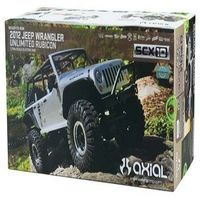 Axial SCX10 '12 Jeep Rubicon Unlimited 1/10 RTR 4WD Rock Crawler AX90028 thumbnail image