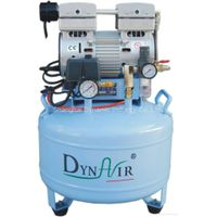 silent oilless air compressorDA -7001 thumbnail image