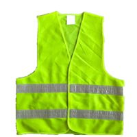 hivis jacket security reflective vest safety work clothes