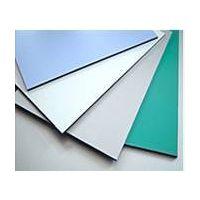 PVDF  aluminium composite panel 4MMx0.25MMx0.25MM