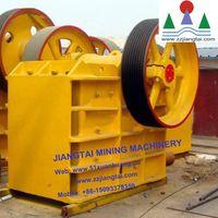 Jiangtai brand mining machinery for aggregate making plant