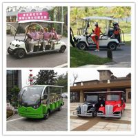 Golf Carts, Sightseeing Buses, Electric Vehicles, Electric Cars thumbnail image